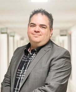 Président du C. A, - Christian Gendron