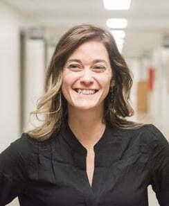Mylène Girard - administratrice du milieu socioéconomique