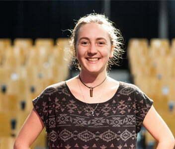 Marion Mignot - Étudiante en Arts, lettres et communication