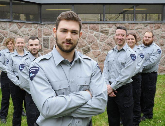 Groupe d'étudiantes et d'étudiants en Techniques d'intervention en milieu carcéral