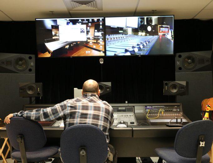 Studio de Technologies sonores