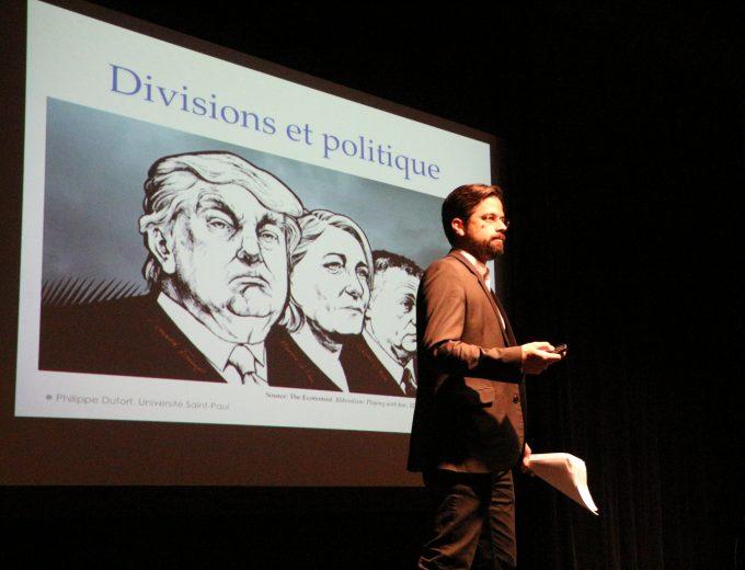 Conférence - Divisions et politique