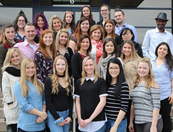 Groupe d'étudiantes et d'étudiants de Soins infirmiers