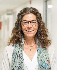Annie Lescault - enseignante