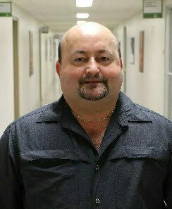 Donald Villeneuve - représentant du personnel de soutien