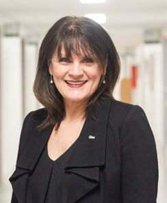 Directrice générale du Collège d'Alma - Josée Ouellet