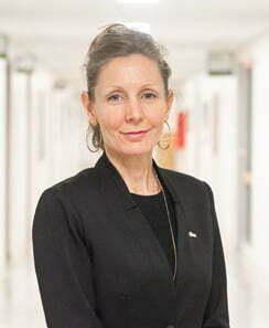 Directrice des études du Collège d'Alma - Marie-Ève Gravel