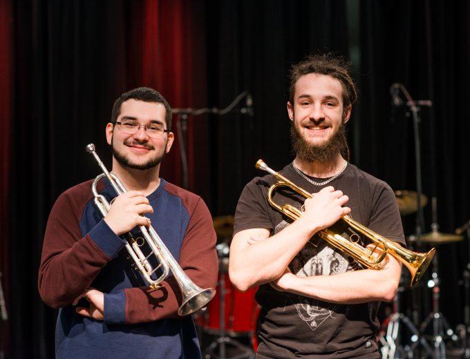 Étudiants en Musique - trompette
