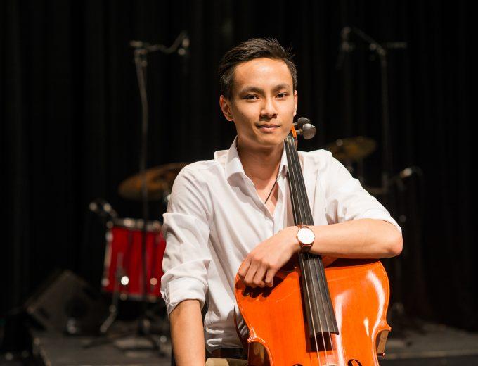 Étudiant en Musique - violoncelle