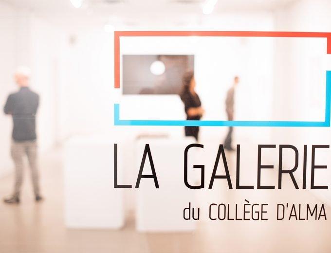 Salle d'exposition du Collège - La Galerie