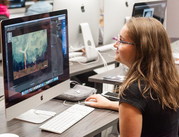 Laboratoire d'Arts visuels et numériques
