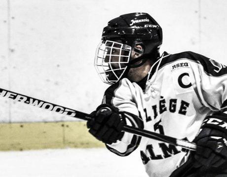 Jeannois du Collège d'Alma - hockey