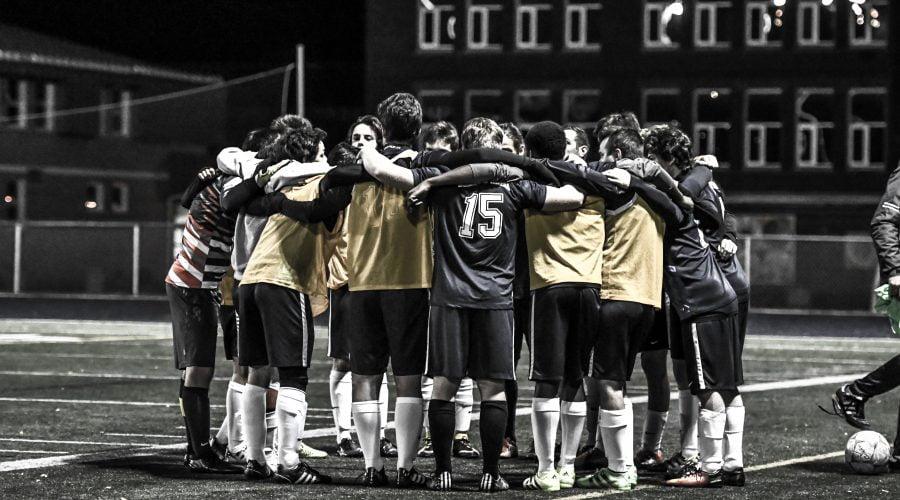 Caucus de joueurs de soccer