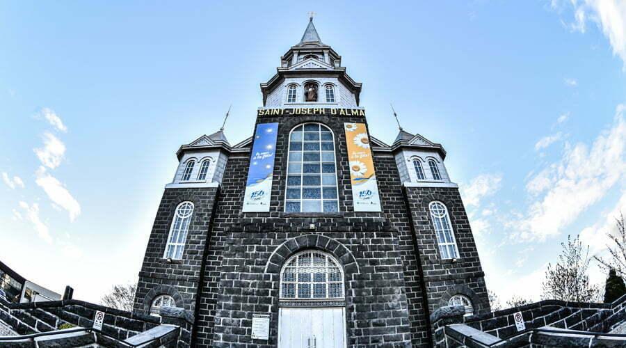 Église Saint-Joseph d'Alma