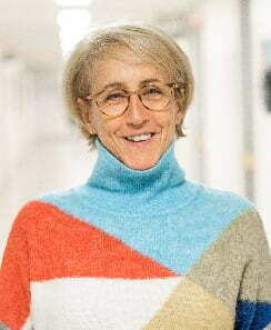 Gina Gagnon - Administratrice du milieu socioéconomique