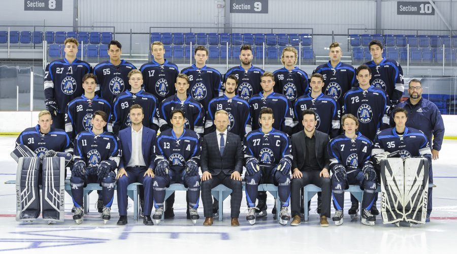 Équipe de hockey des Jeannois - saison 2019-2020