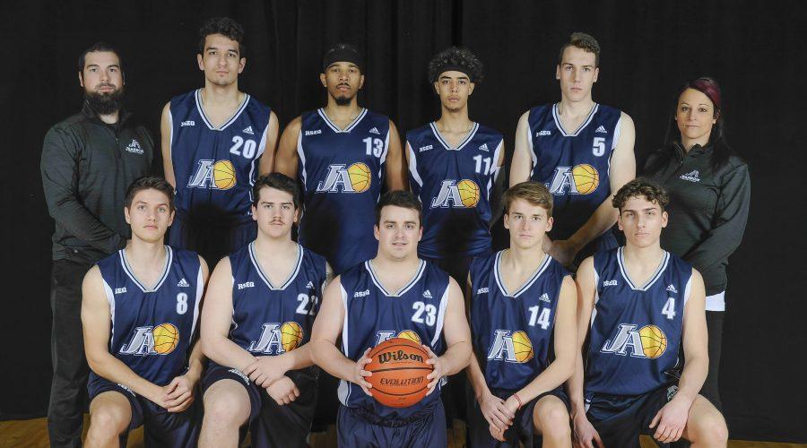 Équipe de basketball D3 2019
