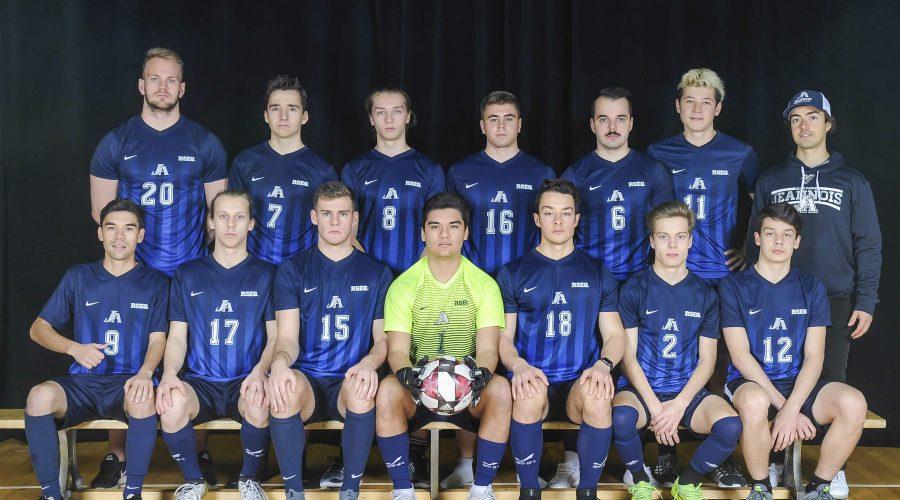 Équipe masculine de soccer 2019