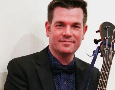 Pascal Valois - enseignant en musique