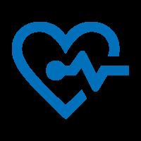 Rythme cardiaque - logo