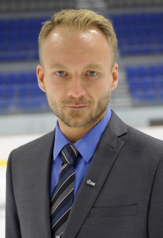 Pascal Hudon - entraîneur-chef des Jeannois