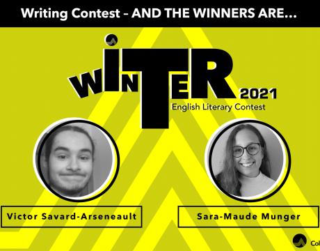 Winter Writing Contest