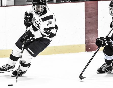 Hockey sur la route : Alma contre Saint-Hyacinthe - Affiche
